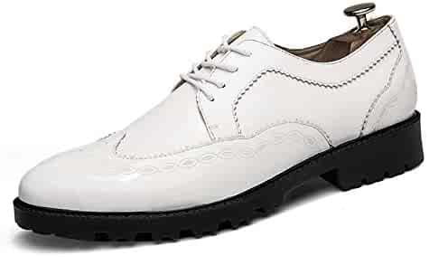 854b545c32cd9 Shopping White or Silver - Dress - Oxfords - Shoes - Men - Clothing ...