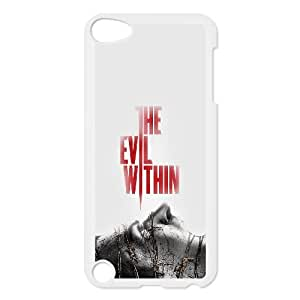 iPod Touch 5 Case White ac18 devil within poster game art TR2401220