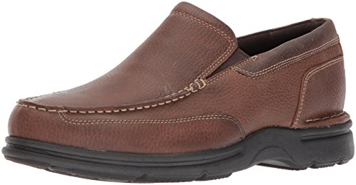 On Brindle Rockport Oxford Slip Plus Eureka Brown Men's xaaq4I