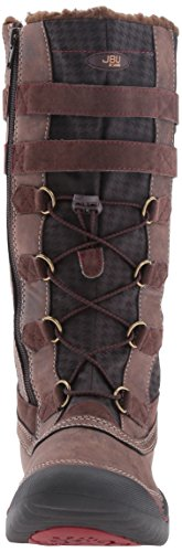 Jbu By Jambu Womens Whitney Snow Boot Brown