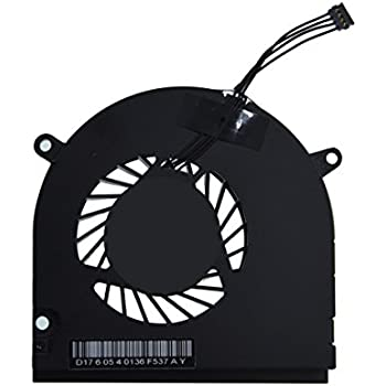 iParaAiluRy Laptop CPU Cooling Fan for Apple Macbook Pro 13
