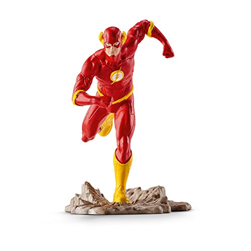 Schleich The Flash Figurine Action Figure (Action Figurine)