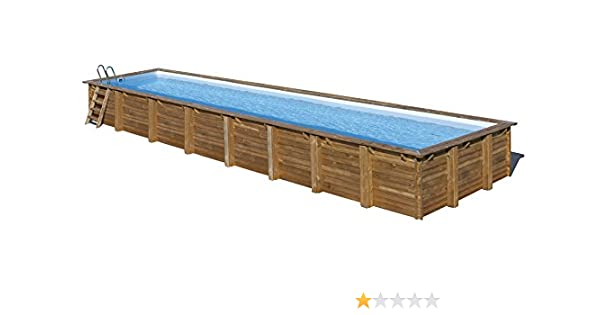 Gre 788033 - Piscina (Piscina con Anillo Hinchable, Rectangular ...
