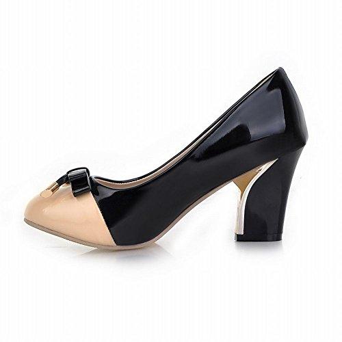 Fascino Elegante Alto Colori Carol Archi D Tacco Shoes Donna Da Assortiti 4nR5gIaqR