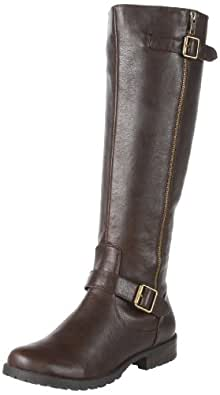 Skechers Women's Navajos Structure Riding Boot,Chocolate,7 M US