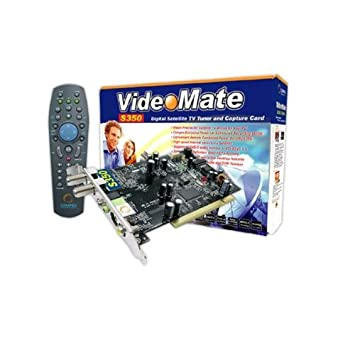Drivers Compro VideoMate X series TV PCI Tuner card