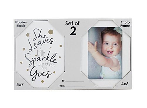 Beriwinkle Baby Gift Set Photo & Sentiment Block