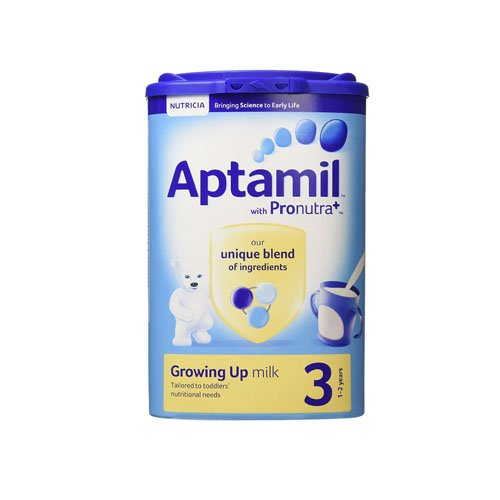 Milupa Aptamil Toddler Growing Up Milk 1+yr 900g 3522810