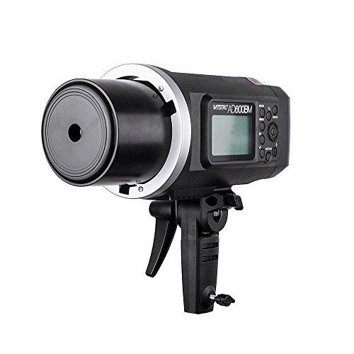 GODOX AD600BM 600Ws GN87 Sync 1 / 8000s 2.4G Wireless Flash Light Speedlite,GODOX X1T-S Flash Trigger,80 X 80 CM Softbox,Standard Reflector and Grid,Barn Door,32'' 5-in-1 Reflector,Monolights Kits by Godox (Image #4)