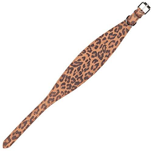 Collar para Galgo estilo Leopardo