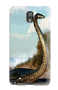 Elliot D. Stewart's Shop Awesome Defender Tpu Hard Case Cover For Galaxy Note 3- Dinosaur 6779595K17303495
