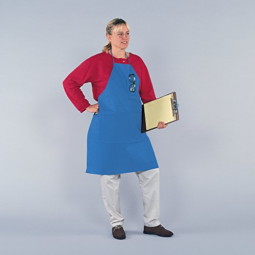 Kleenguard A20 Breathable Particle Protection Apron (36260), Universal Size (One Size), Tie Back, Blue Denim with Pockets, 100 / Case, 10 Bags of 10 Aprons by Kimberly-Clark Professional (Image #7)