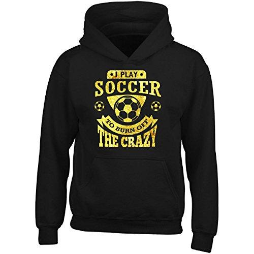 I Play Soccer Sweatshirt - 3
