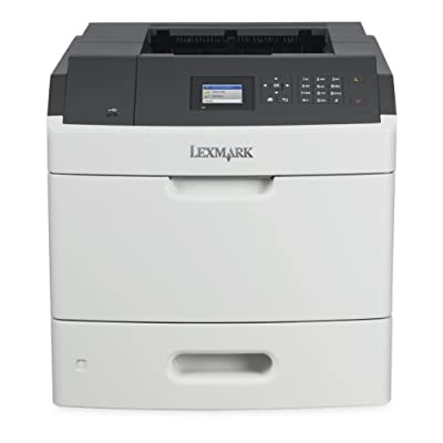 Lexmark MS817n Monochrome Laser Printer, Network Ready and Professional Features