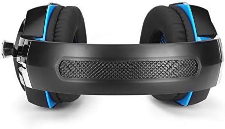 Xbox 360、PS3、PS4、PCラップトップ、携帯電話用のヘッドセットEsportsゲーミングヘッドセット、3.5MMヘッドマウントユニバーサルヘッドセット、ノイズ