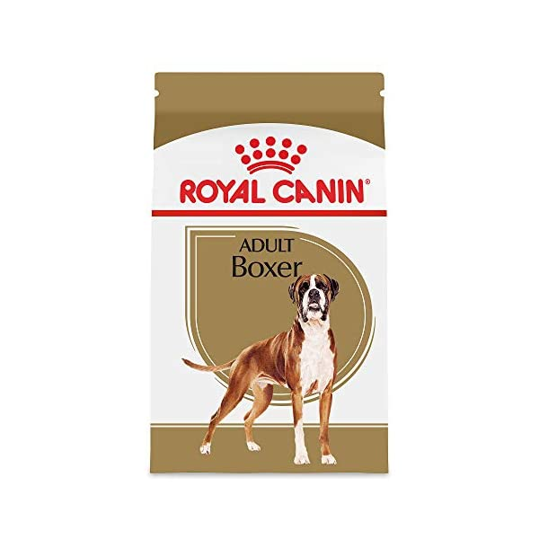 Royal Canin Boxer Adult Breed Specific Dry Dog Food, 30 lb. bag