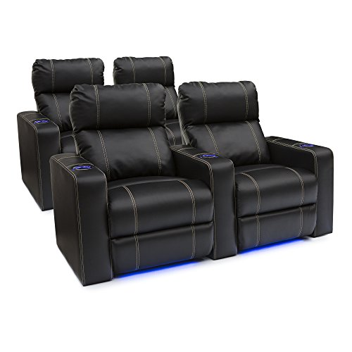 Seatcraft 227E511613R2R2-V2 Dynasty recliners, 2 Rows of 2, ()