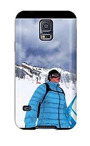 Premium Shaun White Snowboarding Heavy-duty Protection Case For Galaxy S5