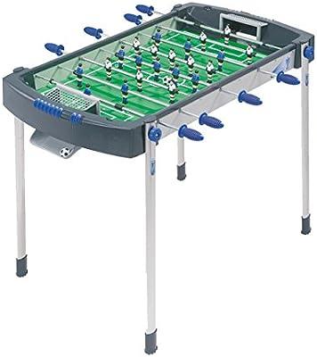 Smoby - Futbolín Challenger, Color Gris (142604): Amazon.es: Juguetes y juegos