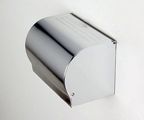 Raum Aluminium Bad Toilettenpapierhalter Toilettenpapierkasten Gewebehalter Handschale