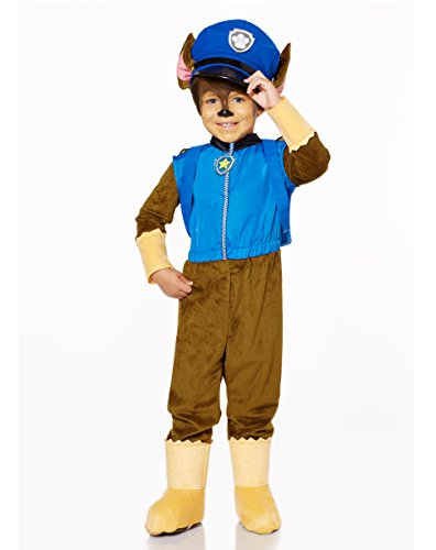 Spirit Halloween Toddler Chase Costume Deluxe (2-4T) - Paw -