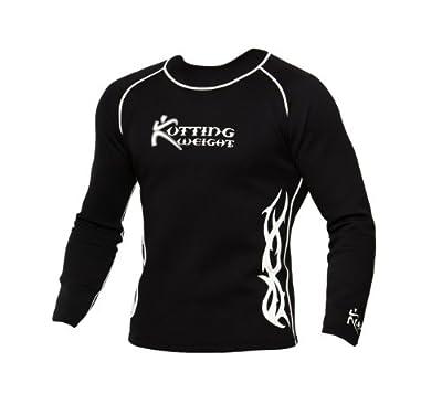 Mens- Kutting Weight (cutting weight) neoprene weight loss sauna shirt from Kutting Weight