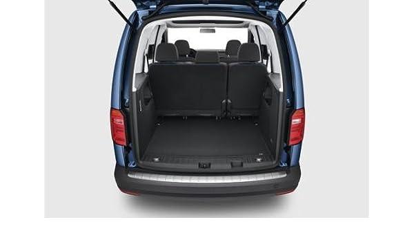 Amazon.es: VW Ladekantenschutz Edelstahloptik Caddy 4 - 2K5061195
