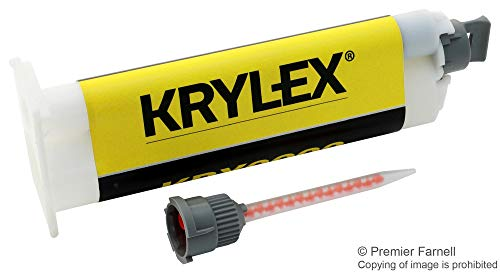 KBX0923, 50G - INSTANT ADHESIVE, CYANOACRYLATE, 50G (Pack of 2) (KBX0923, 50G) by KRYLEX (Image #1)