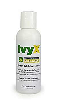 Ivy X Post Contact Skin Cleanser