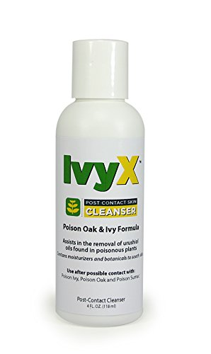 Ivy X Post Contact Skin Cleanser (Ivy Block)