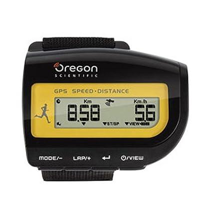 Oregon Scientific Monitor GPS de Velocidad y Distancia: Amazon.es: Hogar