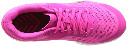 Purple Running Femme pink Glo 09 Entrainement Ignite De V2 Puma magenta Chaussures Rose xPfwa1n