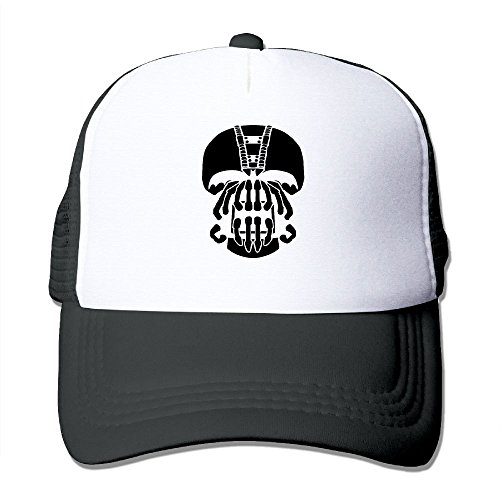 NONGFU Bane Mask Big Foam Mesh Hat Mesh Back Adjustable Cap