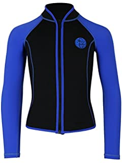 MD Heritage Pursuit 3mm Junior Wetsuit Jacket with Super Stretch Lycra  Arms- by Two Bare e121863e4