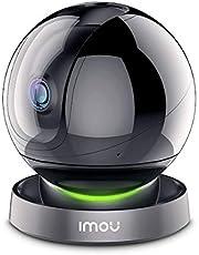 Imou Telecamera di sicurezza, Videocamera di Sorveglianza 1080P, Telecamera per la casa con rilevamento automatico dei movimenti, mascheramento della privacy, audio bidirezionale e visione notturna