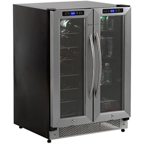 Side Side Dual Beverage Cooler