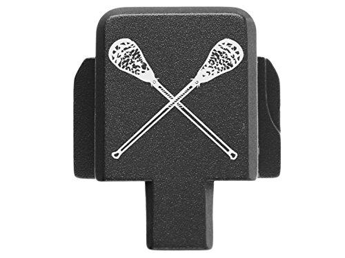 NDZ Performance for Sig P320 Rear Slide Plate 9MM .357 .40 .45 Black Lacrosse Sticks Crossed by NDZ Performance (Image #3)