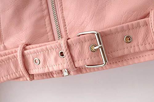 Vino Blazer De Mujer Pink Rojo Color Escudo Abrigos Mujeres Wjmm Tw8x5qF8Z
