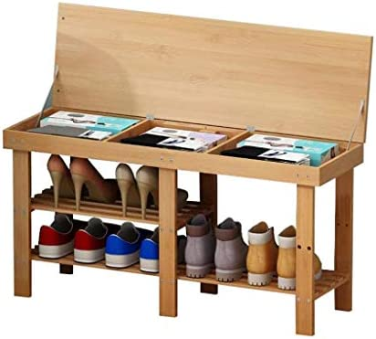 靴ラックベンチシンプルでモダンなポーチホワイエシューズキャビネットクリエイティブシューズベンチロングブーツ位置多機能収納スツール、88×27×45センチ ++