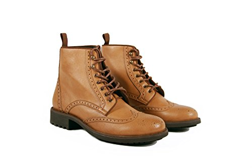 Modig Herre Mens Den Visionära Boot