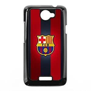 Barcelona HTC One X Cell Phone Case Black Protect your phone BVS_572884