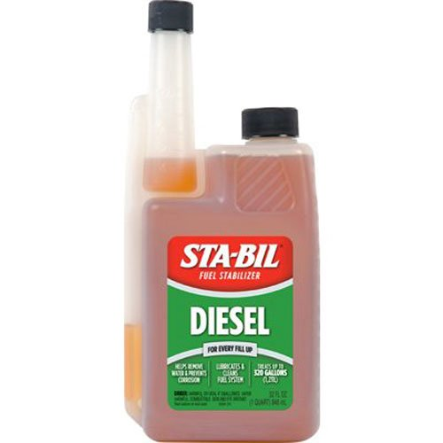- Sta-Bil 22254 Diesel Formula Fuel Stabilizer and Performance Improver - 32 oz.