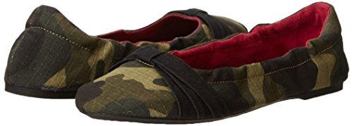 Zapatos Planos Verde CVS Bow 5 5 US Keen Cortona Mujer qPxH8UU1
