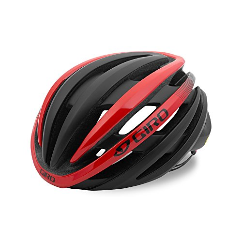 Giro Cinder MIPS Bike Helmet - Matte Black/Bright Red Small