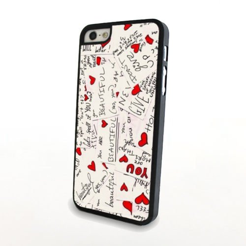 510 best Case - Hot Spicy Girl Phone Hard Back Skin Case Cover Painted Various Flower For Apple iPhone 5 loving heart