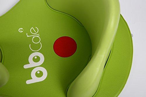 BBCare® Non-Slip Bath Seat with Mini Bath Mat (Green)