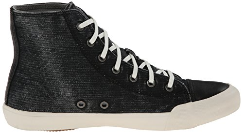 Seavees Womens 08/61 Army Issue High Mojave Fashion Sneaker Black