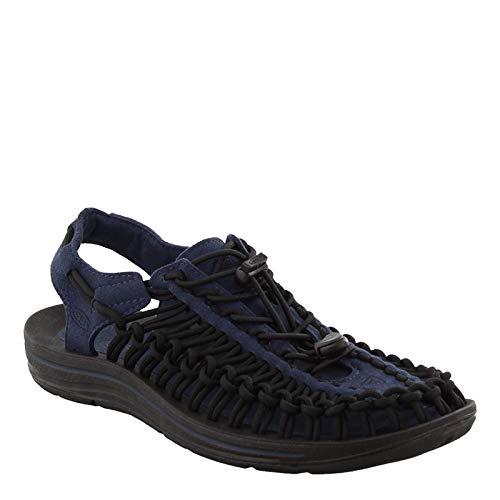 KEEN Men's, Uneek Sports Sandal Navy 7 M