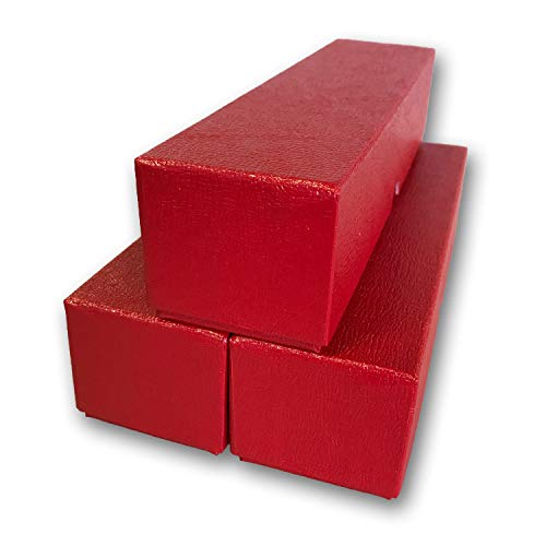 Guardhouse LOT of 3 Single Row 2x2 Storage Boxes for Coin Plastic & Paper (Best Coins To Collect)
