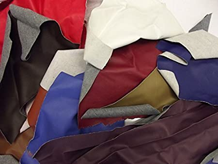 Assorted Fabric Material Waste Offcuts Remnants